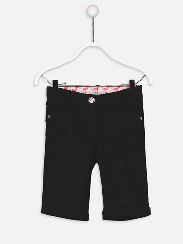 Vävda shorts