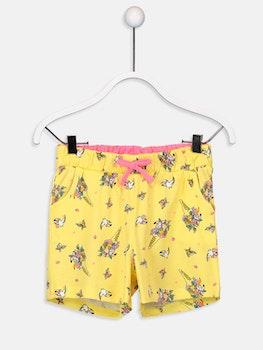 Bomull Mönstrade Shorts