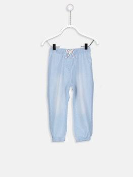 Jeans i bomull