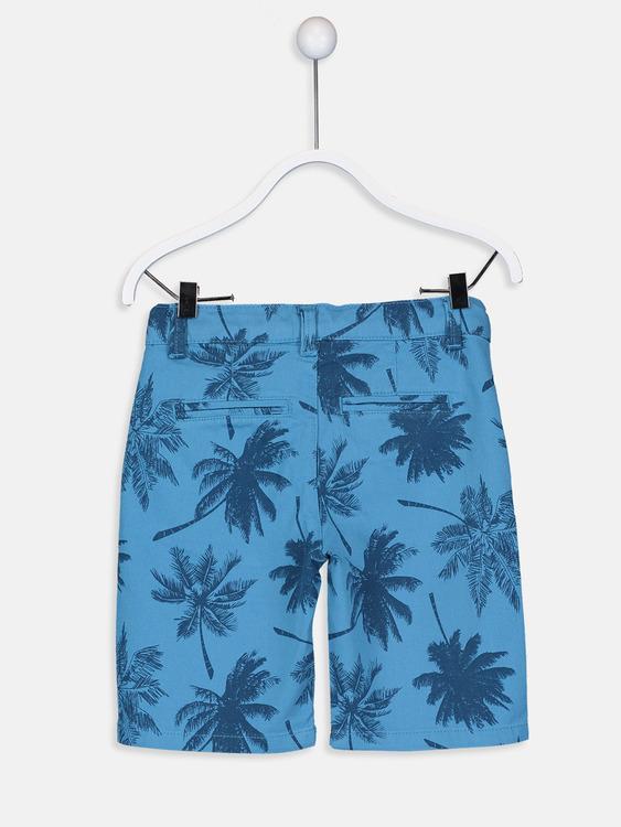 Långa shorts