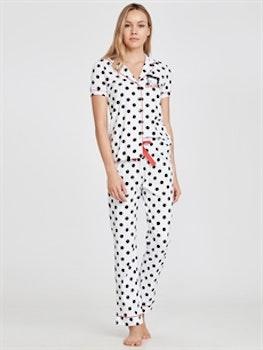 Betty Boop Pyjamas i bomull