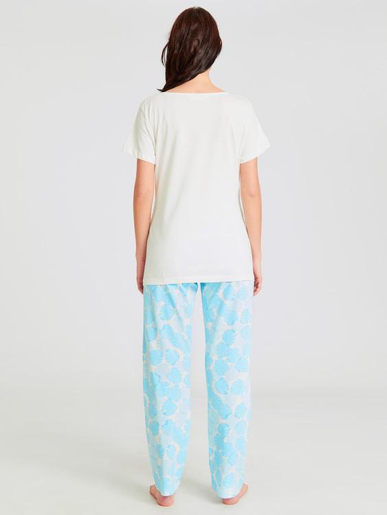 MAMA Pyjamas i bomull