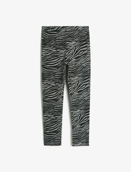 Mönstrad leggings