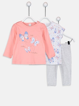 3-sets pyjamas