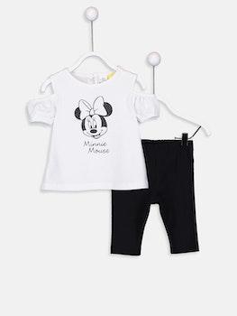 Minnie Mouse T-shirt och byxor