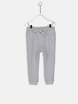Mönstrad sweatpants