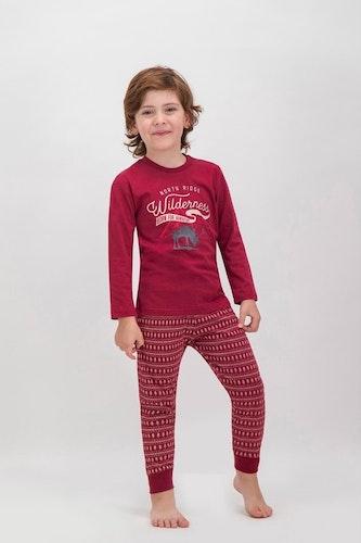 Bomullspyjamas