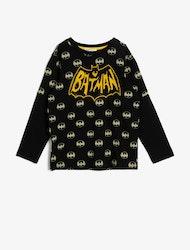 Batman bomullstopp med tryck