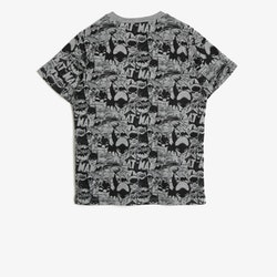Batman T-shirt med tryck