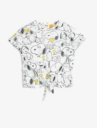 Snoopy Mönstrad t-shirt