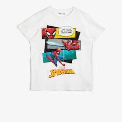 T-shirt med tryck Spiderman