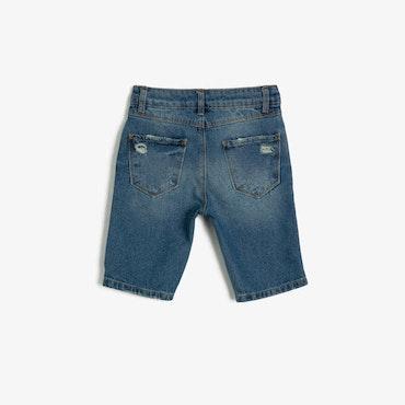 Jeansshorts Slim Fit