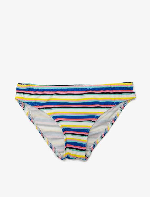 Bikini med tryck