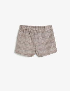 Shorts med broderi