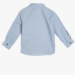 Skjorta i bomullsmix
