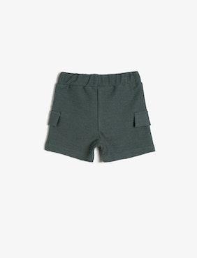 Shorts i bumollsmix