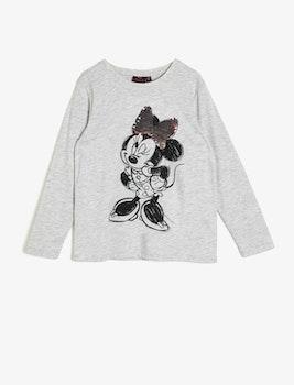 Minnie mouse Topp med vändbara paljetter