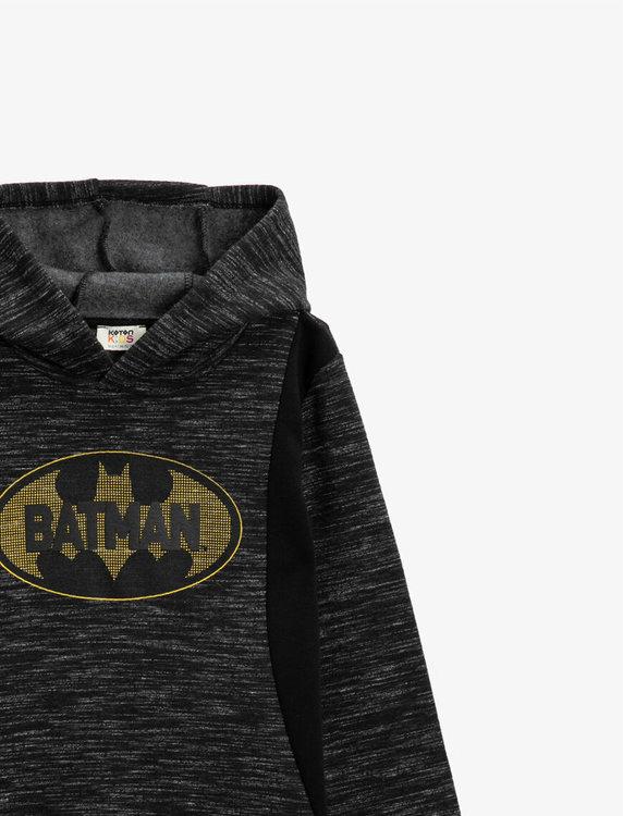 Batman Huvtröja i bomullsmix