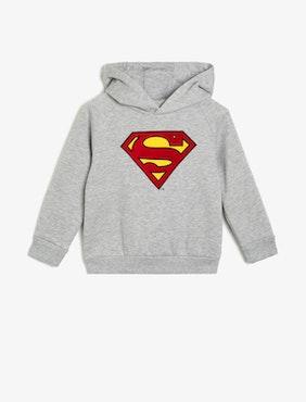 Superman Huvtröja