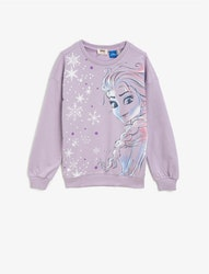Frozen Sweatshirt i bomull