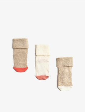3-pack antislip-strumpor