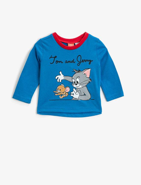 Tom & Jerry Bomullstopp