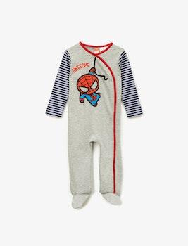 Spiderman Overall i bomullsmix