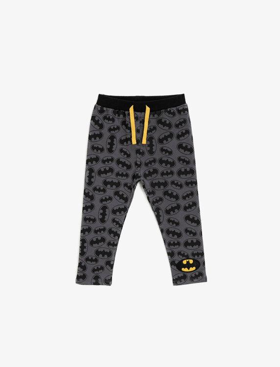 Batman Mönstrad joggers