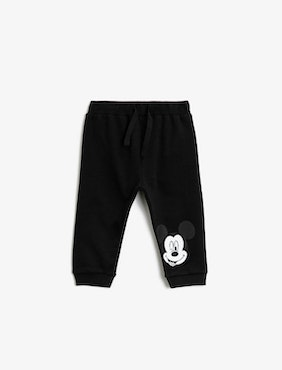 Mickey Mouse Joggers i bomull