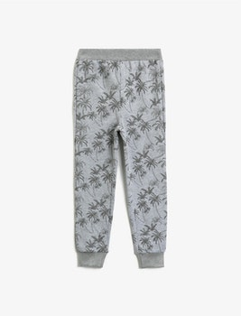 Mönstrade sweatpants