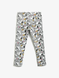 Snoopy leggings