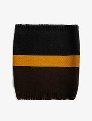 Stickad scarf