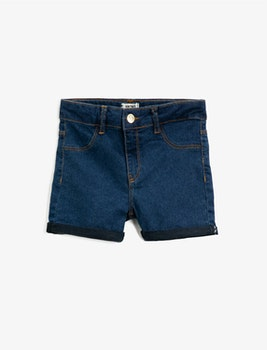 Comfort Stretch Jeansshorts