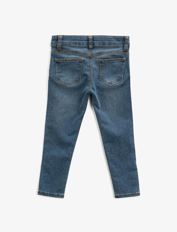 Skinny Fit Stretch Jeans