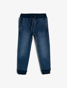 Super Soft denimjoggers