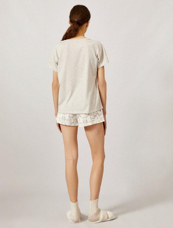Dumbo Pyjamas med topp och shorts
