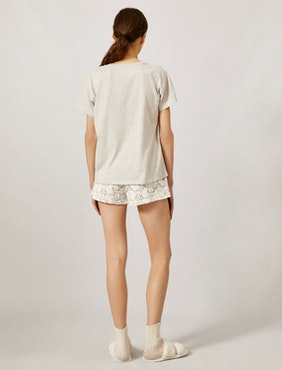 Dumbo Pajamas with top and shorts