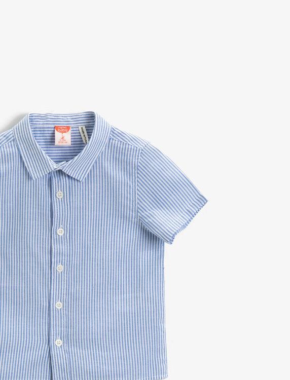 Skjorta i bomull