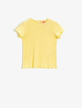 T-shirt i bomullsmix