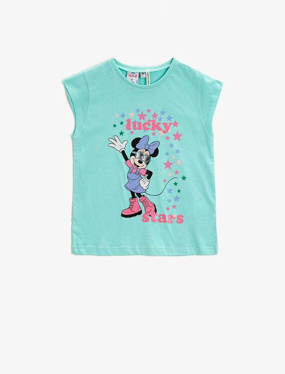 Mickey Mouse Bomullstopp