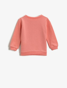 Sweatshirt msd tryck
