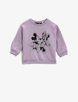 Mickey & Minnie Mouse Sweatshirt