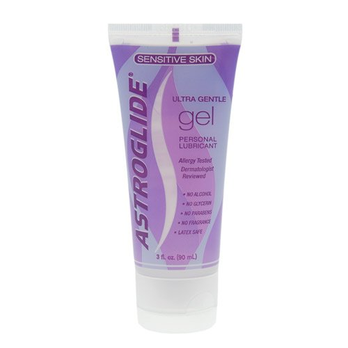Astroglide Sensitive Skin Gel