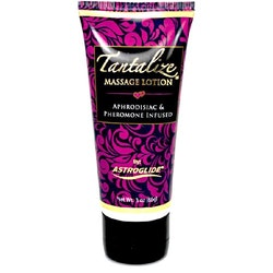 Astroglide Tantalize Massage Lotion