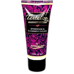 Astroglide Tantalize Massage Lotion