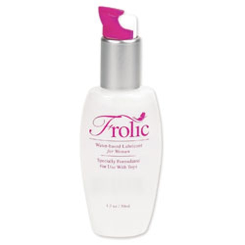 Frolic Pink Water Based Lubricant for Women