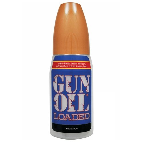 Gun Oil Loaded Lubricant