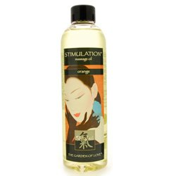 Shiatsu Massage Oil Extase
