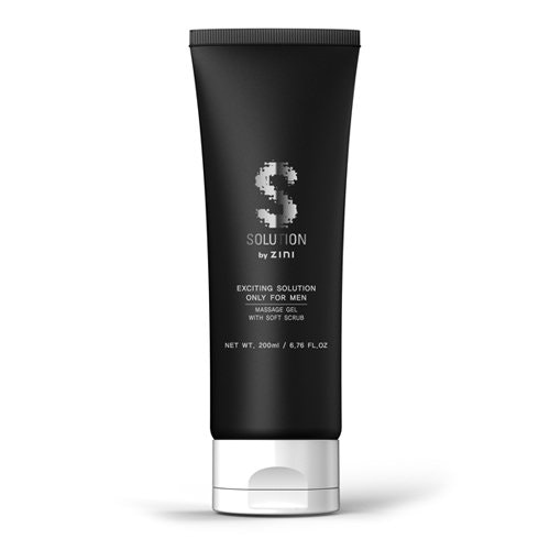 Solution Exciting Massage gel For Men