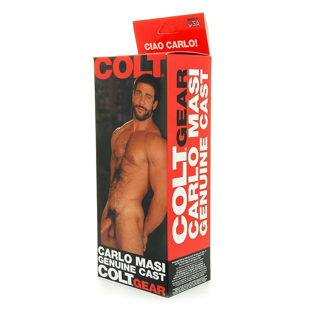 COLT Carlo Masi Realistic Cock
